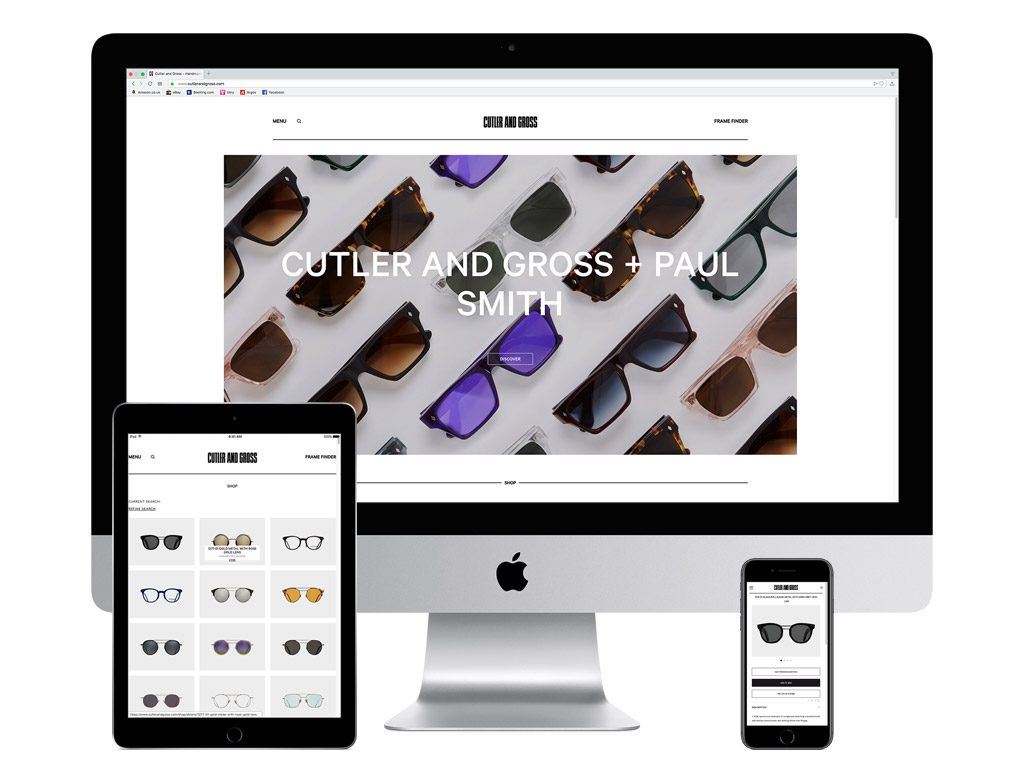 How to choose a good web design agency - Examples of work